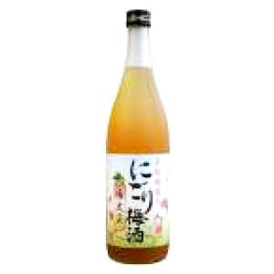 Umeshu (Kagoshima plum wine, unfiltered)