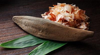 'Hongare is dried bonito from Yamagawa, Ibusuki