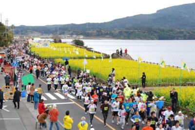 指宿菜の花マラソン