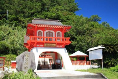 長崎鼻竜宮神社